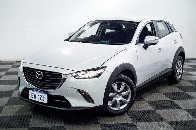 Used Mazda CX-3 DK2W7A Neo SKYACTIV-Drive Edgewater, 2015 Mazda CX-3 DK2W7A Neo SKYACTIV-Drive Beige 6 Speed Sports Automatic Wagon