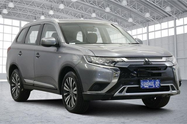 Used Mitsubishi Outlander ZL MY18.5 ES AWD Victoria Park, 2018 Mitsubishi Outlander ZL MY18.5 ES AWD Grey 6 Speed Constant Variable Wagon