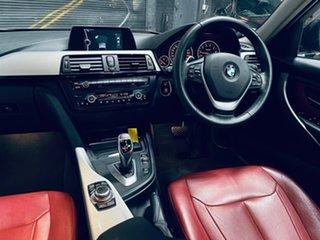 2012 BMW 320i F30 MY0812 320i Grey 8 Speed Sports Automatic Sedan.