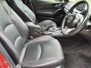 2015 Mazda 3 BM Series SP25 Astina Red Sports Automatic Sedan