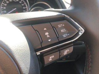 2021 Mazda CX-8 KG2WLA Touring SKYACTIV-Drive FWD SP Platinum Quartz Metallic 6 Speed