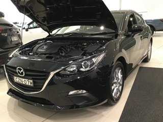 2015 Mazda 3 BM5476 Neo SKYACTIV-MT Jet Black 6 Speed Manual Hatchback
