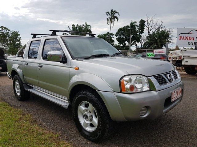 Used Nissan Navara D22 MY2003 ST-R Pinelands, 2004 Nissan Navara D22 MY2003 ST-R Silver 5 Speed Manual Utility