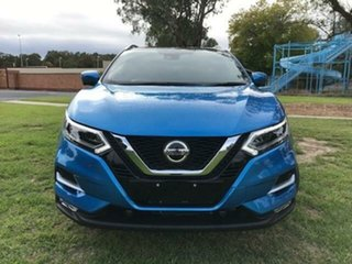2020 Nissan Qashqai MY20 TI Blue Continuous Variable Wagon