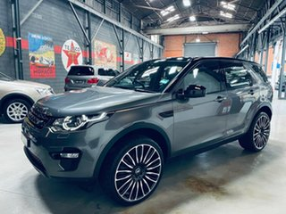 2015 Land Rover Discovery Sport L550 16MY HSE Luxury Grey 9 Speed Sports Automatic Wagon