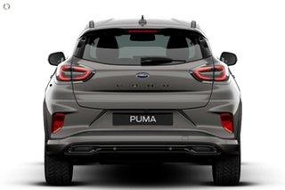 2020 Ford Puma JK 2021.25MY ST-Line V Grey 7 Speed Sports Automatic Dual Clutch Wagon