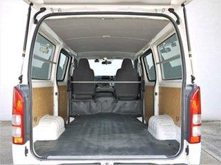 2015 Toyota HiAce KDH201V Hiace DX DX White Automatic Van