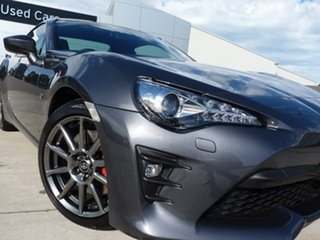 2019 Toyota 86 ZN6 GTS Magnetic Grey 6 Speed Sports Automatic Coupe