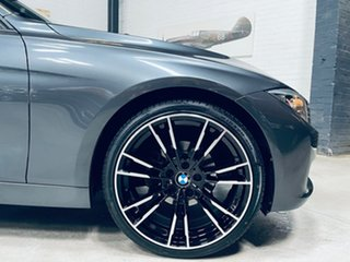 2012 BMW 320i F30 MY0812 320i Grey 8 Speed Sports Automatic Sedan.