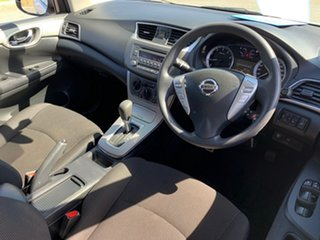 2016 Nissan Pulsar C12 Series 2 ST White Continuous Variable Hatchback