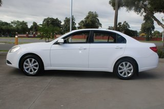 2008 Holden Epica EP MY09 CDX White 6 Speed Automatic Sedan