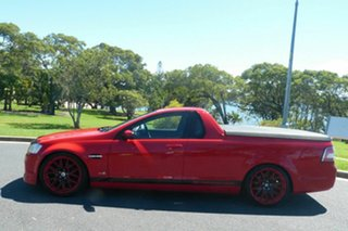 2012 Holden Ute VE II MY12 Omega Red 6 Speed Sports Automatic Utility.