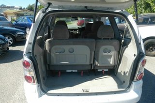 2007 Hyundai Trajet FO FX White 4 Speed Automatic Wagon.