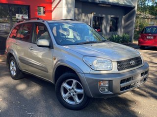 2001 Toyota RAV4 ACA21R Cruiser Metallic Copper 4 Speed Automatic Wagon.