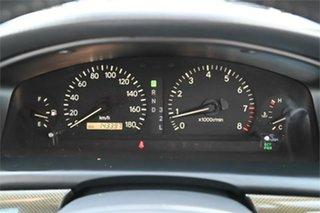 1999 Toyota Mark II JZX100 Silver Automatic Sedan
