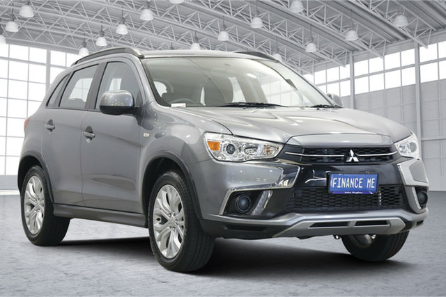 Used Mitsubishi ASX XC MY17 LS 2WD Victoria Park, 2016 Mitsubishi ASX XC MY17 LS 2WD Grey 6 Speed Constant Variable Wagon