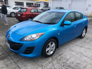 2009 Mazda 3 BL10F1 Maxx Activematic Blue 5 Speed Sports Automatic Hatchback
