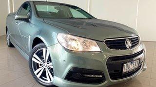 2014 Holden Ute VF MY14 SV6 Ute Grey 6 Speed Sports Automatic Utility.