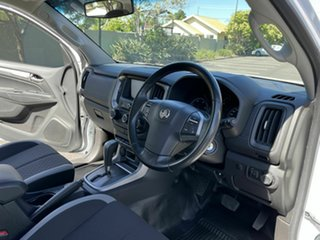 2017 Holden Colorado RG LS White 6 Speed Automatic Dual Cab