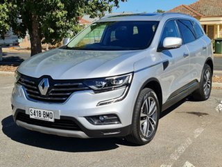 2016 Renault Koleos HZG Intens X-tronic Silver 1 Speed Constant Variable Wagon
