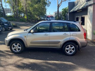 2001 Toyota RAV4 ACA21R Cruiser Metallic Copper 4 Speed Automatic Wagon