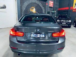 2012 BMW 320i F30 MY0812 320i Grey 8 Speed Sports Automatic Sedan