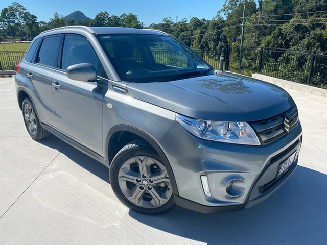 Used Suzuki Vitara LY GL+ 2WD Cooroy, 2018 Suzuki Vitara LY GL+ 2WD Grey 6 Speed Sports Automatic Wagon