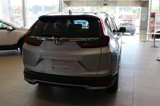 2021 Honda CR-V RW MY21 VTi 4WD LX AWD Crystal Black Pearlescent 1 Speed Constant Variable Wagon.