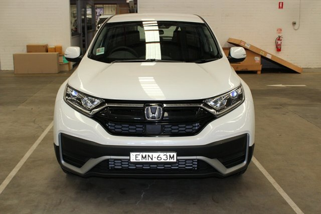 New Honda CR-V RW MY20 VTi FWD Cardiff, 2020 Honda CR-V RW MY20 VTi FWD Lunar Silver 1 Speed Constant Variable Wagon