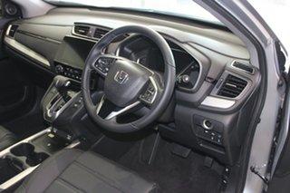 2021 Honda CR-V RW MY21 VTi 4WD LX AWD Crystal Black Pearlescent 1 Speed Constant Variable Wagon