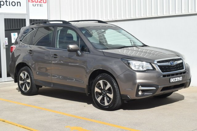 Used Subaru Forester S4 MY18 2.0D-L CVT AWD Rutherford, 2018 Subaru Forester S4 MY18 2.0D-L CVT AWD Bronze 7 Speed Constant Variable Wagon