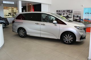 2021 Honda Odyssey RC 21YM Vi LX7 Platinum White 7 Speed Constant Variable Wagon