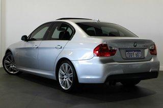 2006 BMW 3 Series E90 325i Steptronic Silver 6 Speed Sports Automatic Sedan