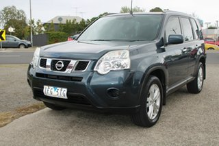2012 Nissan X-Trail T31 Series 5 ST (4x4) 6 Speed CVT Auto Sequential Wagon