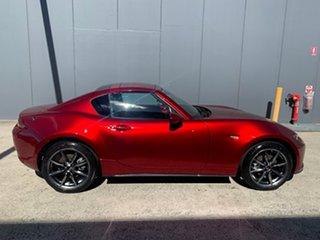 2021 Mazda MX-5 ND GT RF SKYACTIV-Drive Soul Red Crystal 6 Speed Sports Automatic Targa.