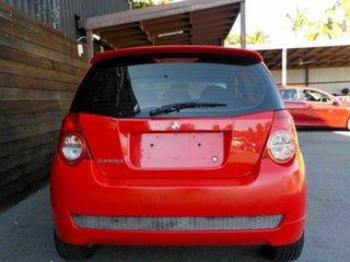 2010 Holden Barina TK MY11 Red 5 Speed Manual Hatchback