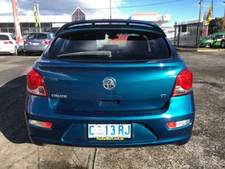 2012 Holden Cruze JH Series II MY12 CD Chlorophyll 6 Speed Sports Automatic Hatchback