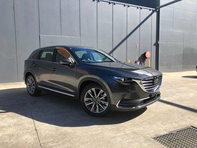 New Mazda CX-9 TC GT SKYACTIV-Drive Alexandria, 2021 Mazda CX-9 TC GT SKYACTIV-Drive Machine Grey 6 Speed Sports Automatic Wagon