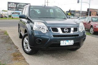 2012 Nissan X-Trail T31 Series 5 ST (4x4) 6 Speed CVT Auto Sequential Wagon.
