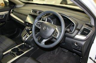 2021 Honda CR-V RW MY21 VTi FWD X Modern Steel 1 Speed Constant Variable Wagon.