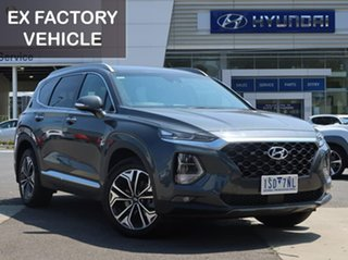 2020 Hyundai Santa Fe TM.2 MY20 Highlander Rain Forest 8 Speed Sports Automatic Wagon