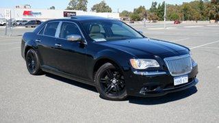 2013 Chrysler 300 LX MY13 C E-Shift Luxury Black 8 Speed Sports Automatic Sedan.