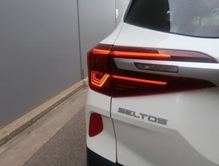 2020 Kia Seltos SP2 MY20 GT-Line DCT AWD White 7 Speed Sports Automatic Dual Clutch Wagon