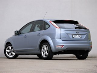 2009 Ford Focus LV LX Blue 4 Speed Sports Automatic Hatchback