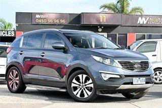 2011 Kia Sportage SL Platinum Blue Sports Automatic Wagon.