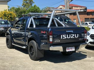 2016 Isuzu D-MAX MY15.5 LS-U Space Cab Blue 5 Speed Manual Utility