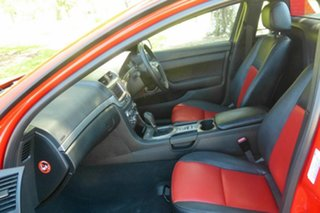 2012 Holden Ute VE II MY12 Omega Red 6 Speed Sports Automatic Utility