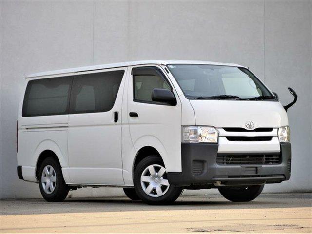 Used Toyota HiAce Cheltenham, 2015 Toyota HiAce KDH201V Hiace DX DX Automatic Van