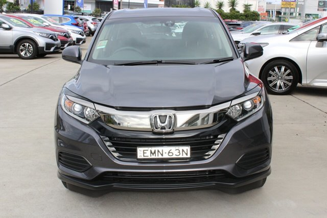 New Honda HR-V MY21 VTi-LX Cardiff, 2021 Honda HR-V MY21 VTi-LX Passion Red 1 Speed Constant Variable Hatchback