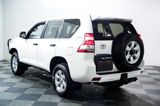 2013 Toyota Landcruiser Prado KDJ150R MY14 GX White 6 Speed Manual Wagon
